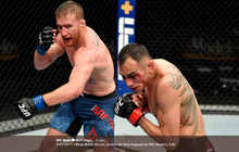 Dipukuli Justin Gaethje 143 Kali di UFC 249, Rongga Mata Tony Ferguson Remuk