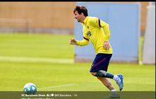 Pendapat Lionel Messi Mengenai Sepak Bola Pasca-Krisis COVID-19