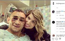 Babak Belur di UFC 249, Tony Ferguson Juga Pernah Dianggap Gila oleh Istri Sendiri