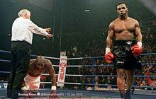 Rahasia Mike Tyson untuk Bikin Lawannya KO! Bisa Buat Jaga Diri