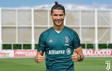 Lama Tak Bertanding, Kondisi Tubuh Cristiano Ronaldo Bikin Kaget