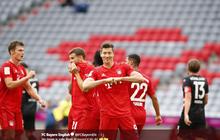 Hasil Bundesliga - Bayern Muenchen Menang Besar, Lewandowski Pecah Telur