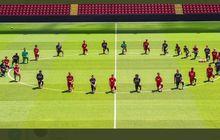 Liga Inggris Kirim Satpam Untuk Cegah Pemain Meludah Sembarangan