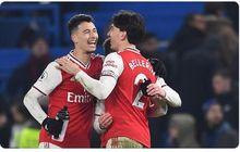Gabriel Martinelli Sesumbar Skuad Arsenal Saat Ini Terbaik di Dunia