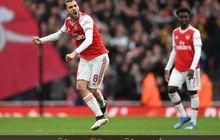 Seperti Mesut Oezil, Gelandang Arsenal Ibaratkan Stadion Real Madrid sebagai Kota Mekahnya Sepak Bola