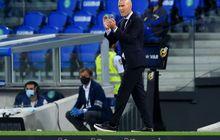 Real Madrid Berpeluang Jauhi Barcelona, Zinedine Zidane Merendah