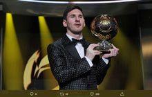 Muak Lihat Messi Menangi Ballon d'Or, Legenda Man United Jagokan Kante dan Jorginho