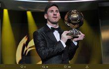 Kata Legenda Manchester United, Lionel Messi Tak Layak Dapat Ballon d'Or 2021