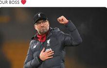 Juergen Klopp Bikin Akun Instagram Rahasia dan Pantau Pemain Liverpool, Terutama Pemain Ini