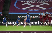 Gagal Tembus Tiga Besar, Frank Lampard Dongkol Chelsea Keok dari West Ham