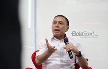 Dikunjungi RANS Cilegon FC, Ketua Umum PSSI Beri Nasihat Supaya Lolos Liga 1