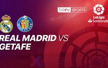 Link Streaming Real Madrid Vs Getafe, Pekan 33 Liga Spanyol 2019/2020