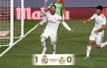 Carvajal Sebut Real Madrid Kini Berada di Jalur Kemenangan Gelar Juara