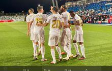 STARTING XI Real Madrid vs Alaves - Tanpa Ramos dan Hazard, Los Blancos Kejar 3 Poin