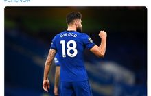 Putus Asa di Chelsea, Olivier Giroud Akui Hampir Bergabung dengan Tottenham Hotspur