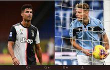 Hasil dan Klasemen Liga Italia - Juventus Kalah, Ronaldo Jauhi Gelar Top Scorer Serie A