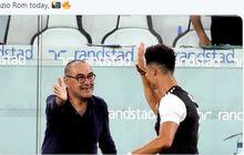 Susunan Pemain Juventus Vs Sampdoria - Cristiano Ronaldo Butuh Gol untuk 2 Misi