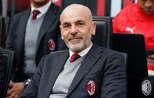 Tak Cuma Pelatih AC Milan yang Hebat, Stefano Pioli Juga Baik Hati