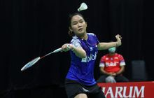 Hasil Thailand Open II 2021 - Ruselli Hartawan Tersingkir Lagi pada Babak Pertama