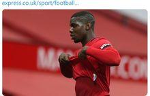 Man United vs Crystal Palace - Kabar Baik untuk Paul Pogba dan Luke Shaw