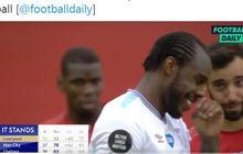 Paul Pogba Pelotot Bruno Fernandes dan Michail Antonio yang Bercanda soal Handball