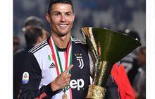 Rayakan Gelar Liga Italia, Cristiano Ronaldo Beli Kapal Pesiar Seharga Rp 105 Miliar
