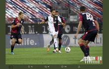 Hasil Babak I - Sarri Kena Kartu Kuning, Juventus Tertinggal Dua Gol dari Cagliari