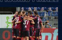 Hasil Liga Italia - Taklukkan Juventus, Cagliari Raih Capaian Baru