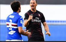 Zlatan Ibrahimovic, Pemain AC Milan yang Selalu Ingin Menang Bahkan Saat Latihan