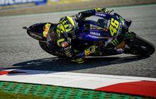 Lebih Ngacir dari Vinales di MotoGP San Marino 2020. Rossi Ungkap Alasannya