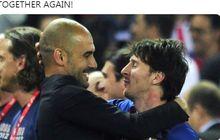 Guardiola Akhirnya Buka Suara soal Batalnya Lionel Messi ke Man City