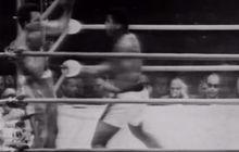 VIDEO 12 Pukulan Kilat Super Muhammad Ali Bikin Lawan Tepar Seketika