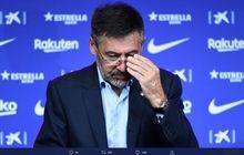 Respons Bartomeu soal Mosi Tidak Percaya dan Bertahannya Lionel Messi