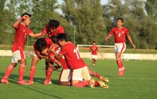Link Live Streaming Timnas U-19 Indonesia vs Qatar, Malam Ini!