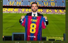 Gelandang Anyar Barcelona Tak Bisa Bayangkan Messi Main untuk Klub Lain