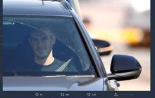 VIDEO - Gareth Bale dan Sergio Reguilon Tiba di London, Fan Tottenham Menyerbu