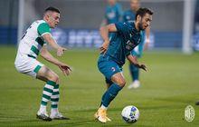 Menang atas Shamrock Rovers, AC Milan Semakin Tak Terkalahkan