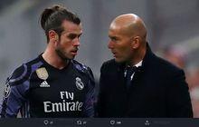 Zidane soal Kepergian Gareth Bale dari Real Madrid: No Problem!