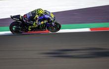 Tak Maksimal, Valentino Rossi Mengaku Dapat Masalah Pada Motornya