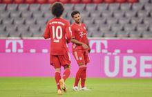 Raja Tega ke Mantan, Leroy Sane Bawa Sanabry Ubah Schalke 04 Jadi Schalke 08