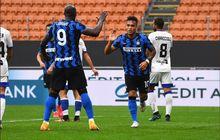 Uji Coba Inter Milan - Gila-gilaan Lagi, Lautaro Martinez Hat-trick