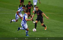 Hasil Liga Spanyol - Real Madrid Dibikin Mandul Sociedad, Kiper Lawan Jadi Iker Casillas