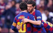 Ronald Koeman Tahu Cara Membuat Lionel Messi Bahagia di Barcelona