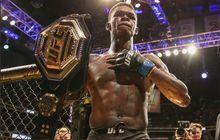 No Debat! Legenda UFC Akui Israel Adesanya Jadi Petarung MMA Paling Sempurna