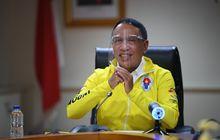 Jokowi Berikan Sanjungan ke Menpora Zainudin Amali