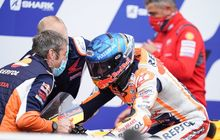 Perasaan Adik Marc Marquez Usai Gagal jadi Rookie Terbaik MotoGP 2020
