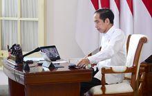 Gelar Rapat Terbatas, Presiden Joko Widodo Yakinkan Indonesia Aman untuk Piala Dunia U-20 2021
