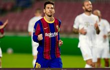 Hasil Liga Champions - Cetak 1 Gol dan 1 Assist, Lionel Messi Tak Dapat Komplain dari Ronald Koeman Lagi