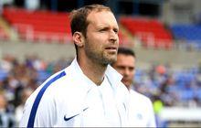 Chelsea Krisis Penjaga Gawang, Frank Lampard Buat Petr Cech Comeback ke Liga Inggris