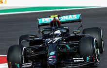 Lewis Hamilton Anggap Valtteri Bottas Dibayangi Nasib Apes Musim Ini